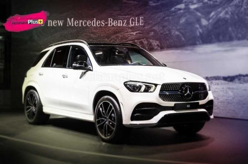 بنز GLE 300d 4Matic